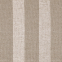 Natural Stripe (Linen)