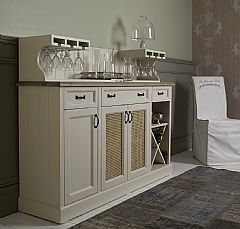Chateau Margaux Wine Cabinet